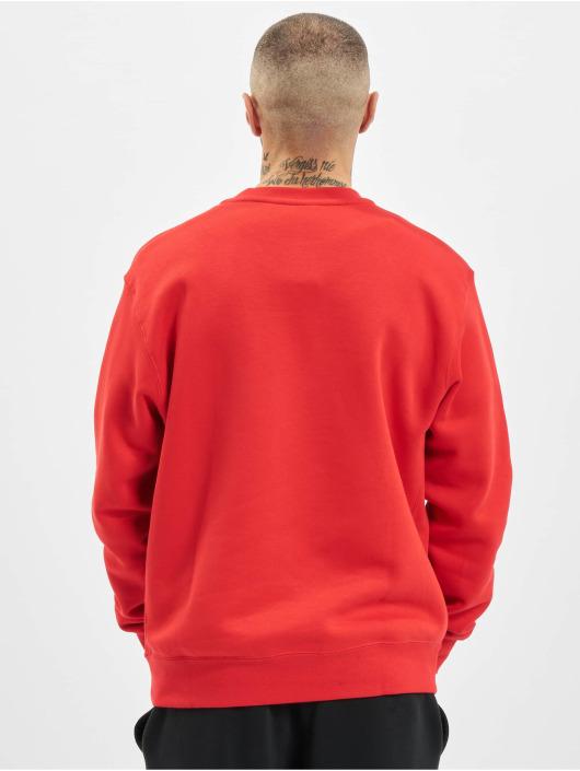 Nike Swetry Club Crew BB czerwony