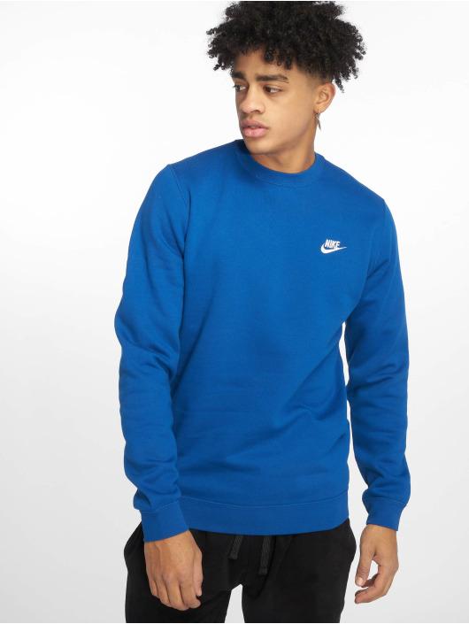 Nike Swetry Sportswear indygo