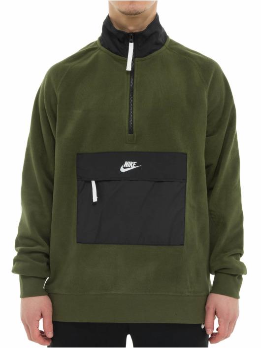 Nike Swetry Sportswear oliwkowy