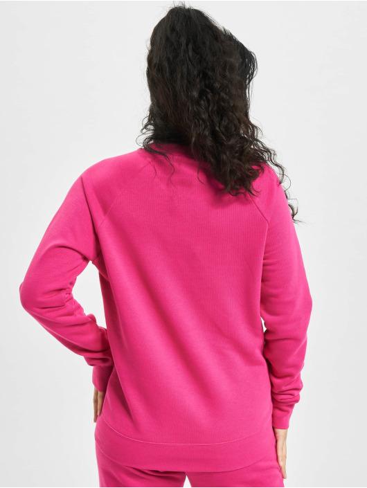 Nike Swetry W Nsw Essntl Flc Gx pink