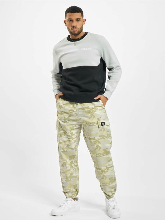 Nike Swetry Air Crew Fleece szary