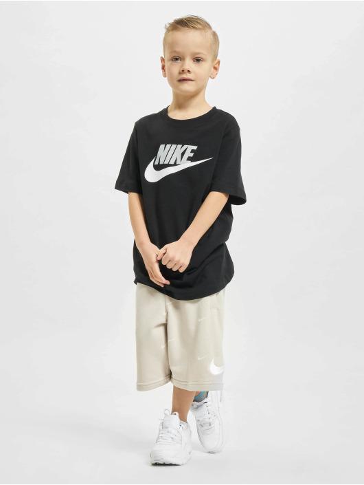 Nike Szorty Swoosh bezowy