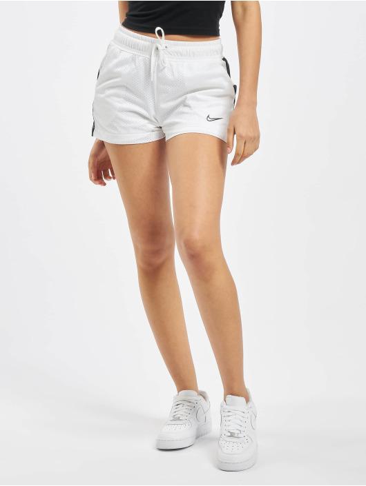 Nike Szorty Mesh bialy