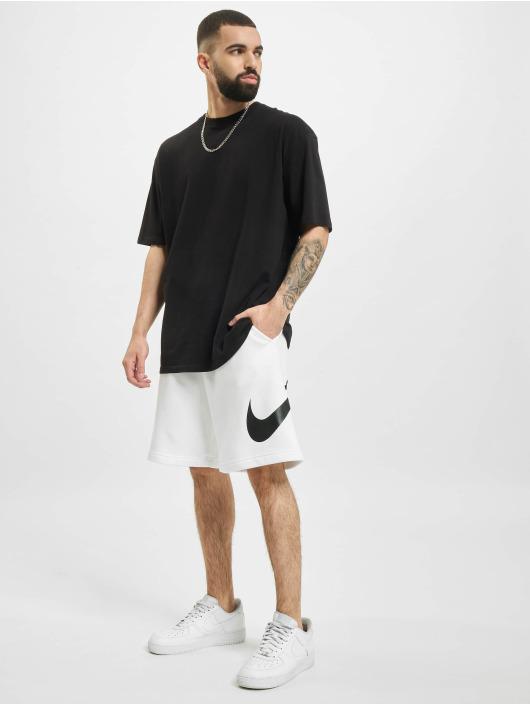 Nike Szorty BB GX bialy