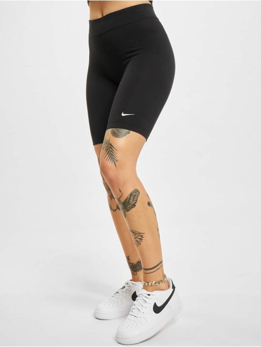 Nike Szorty W Nsw Essntl Mr Biker czarny
