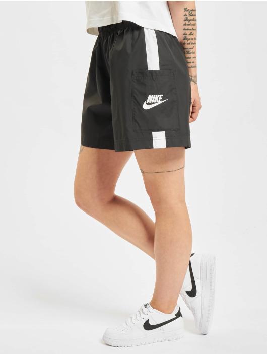 Nike Szorty Woven czarny