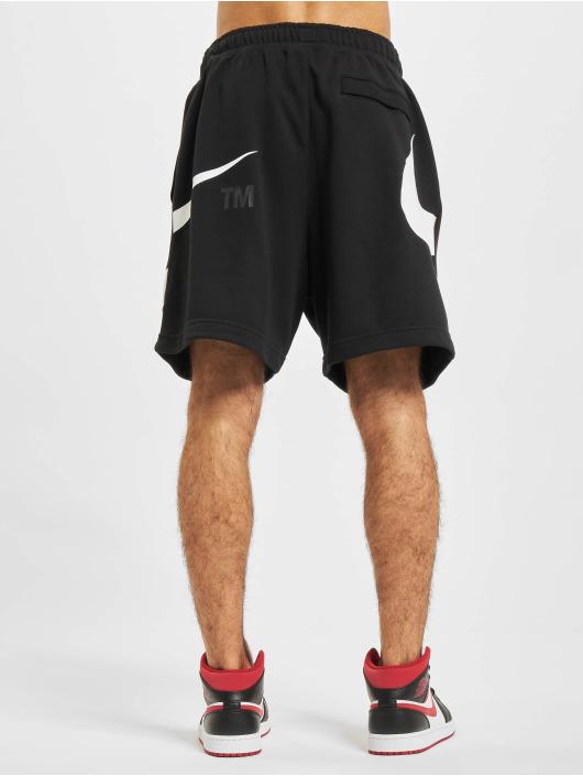 Nike Szorty Swoosh czarny