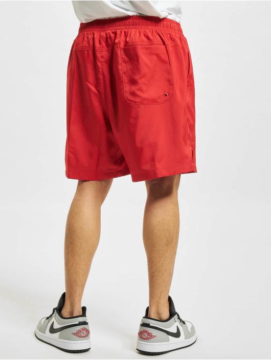 Nike Szorty Woven Flow czerwony