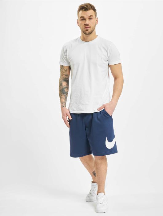 Nike Szorty Club BB GX niebieski