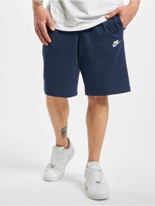 Nike Szorty Club niebieski