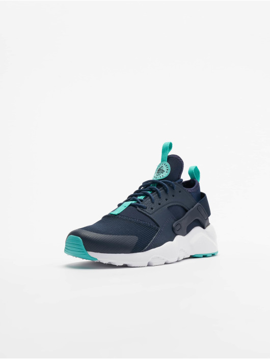 Nike Tøysko Air Huarache Run Ultra GS blå