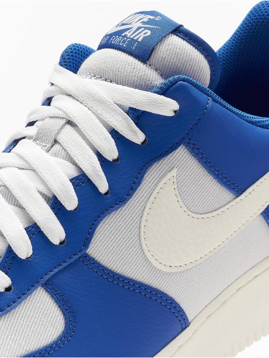 Nike Tøysko Air Force 1 '07 1 blå
