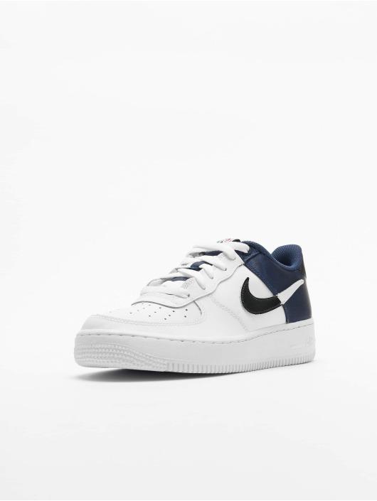 Nike Tøysko Air Force 1 LV8 1 (GS) blå