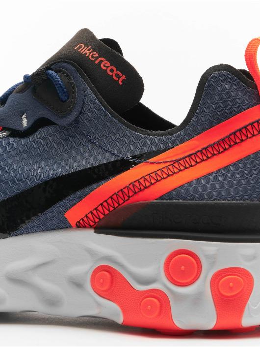 Nike Tøysko React Element 55 SE blå