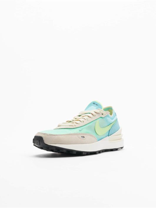 Nike Tøysko Waffle One blå