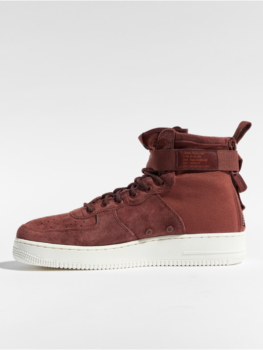 Nike Tøysko Sf Air Force 1 Mid brun
