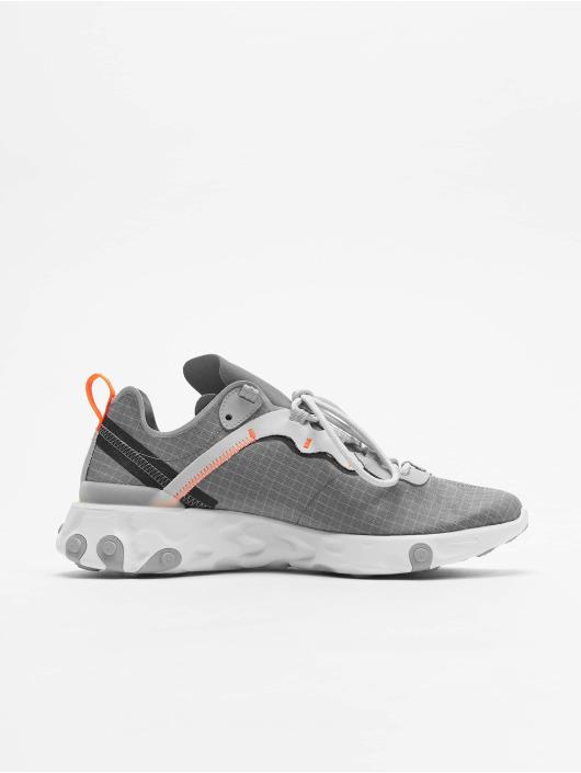 Nike Tøysko React Element 55 grå