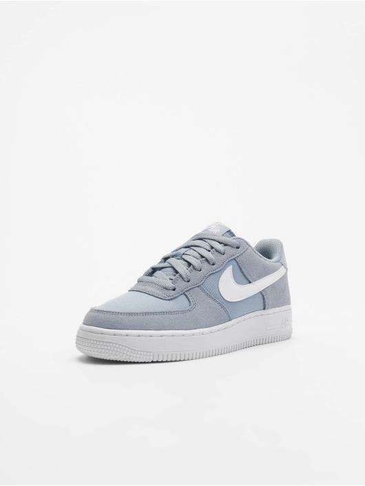 Nike Tøysko Air Force 1 PE (GS) grå
