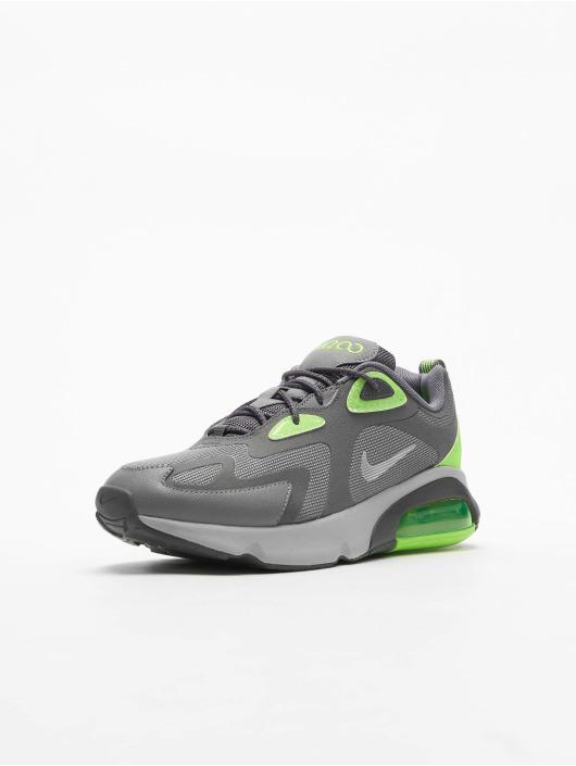 Nike Tøysko Air Max 200 WTR grå