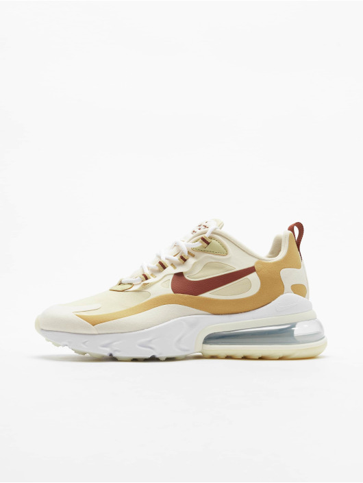 Nike Tøysko Air Max 270 React gull