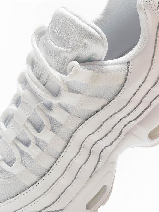 Nike Tøysko Air Max 95 hvit