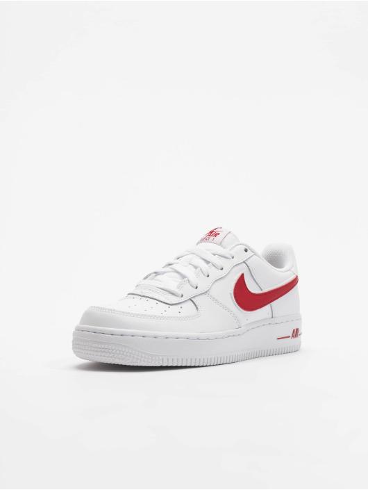 Nike Tøysko Air Force 1-3 hvit