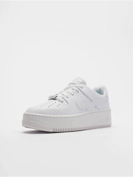 Nike Tøysko Air Force 1 Sage Low hvit