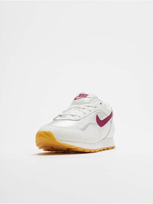 Nike Tøysko Outburst Low Top hvit