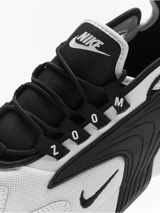 Nike Tøysko Zoom hvit