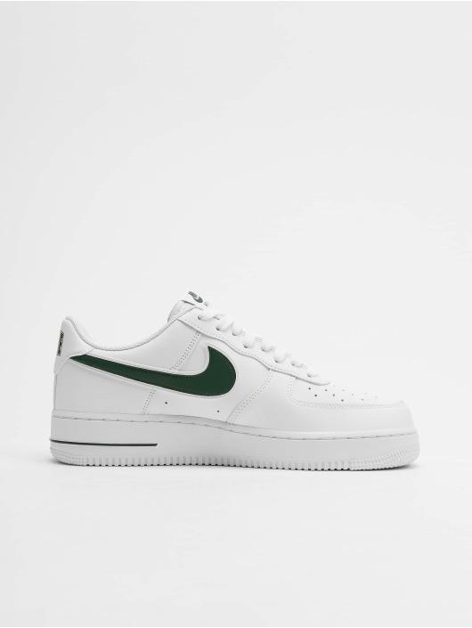 Nike Tøysko Air Force 1 '07 3 hvit
