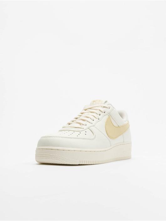 Nike Tøysko Air Force 1 '07 Premium 2 hvit