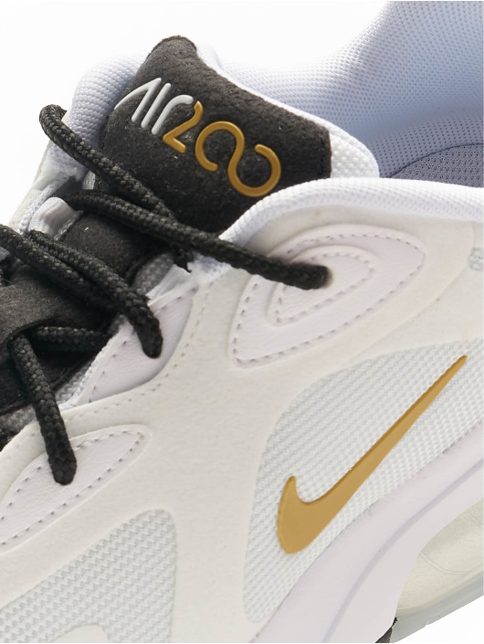 Nike Tøysko Air Max 200 hvit