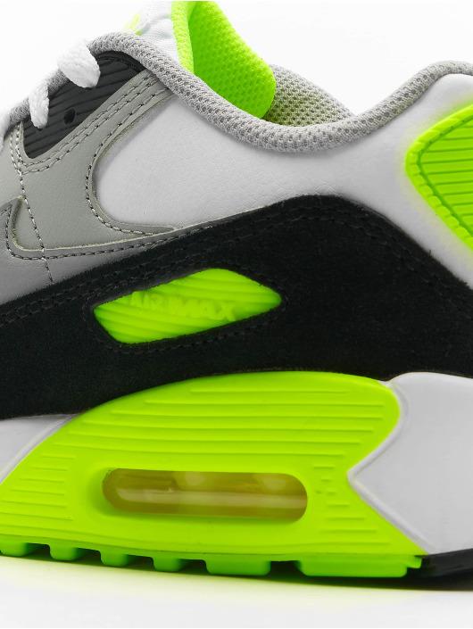 Nike Tøysko Air Max 90 Ltr (GS) hvit