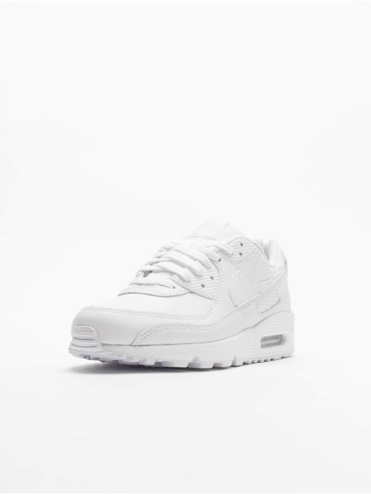 Nike Tøysko Air Max 90 LTR hvit