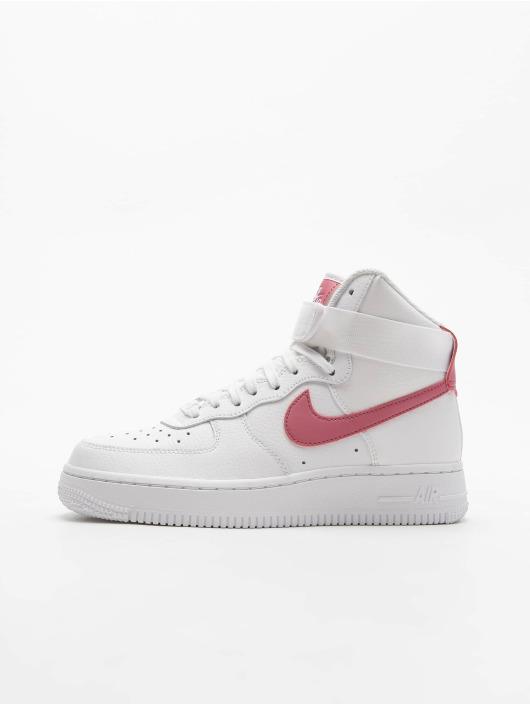 Nike Tøysko Air Force 1 High hvit