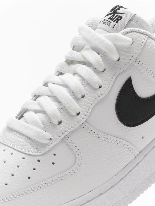 Nike Tøysko Air Force 1 '07 hvit