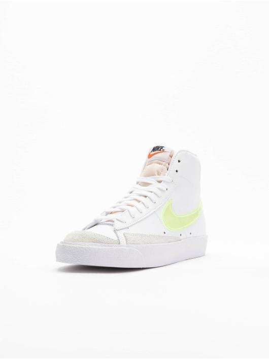 Nike Tøysko W Blazer Mid '77 Ess hvit
