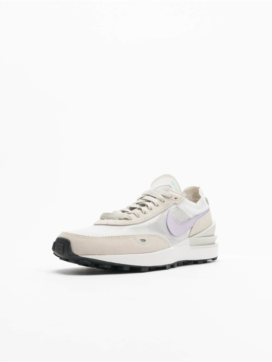 Nike Tøysko Waffle One hvit