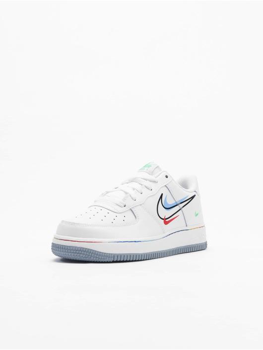 Nike Tøysko Air Force 1 Low hvit