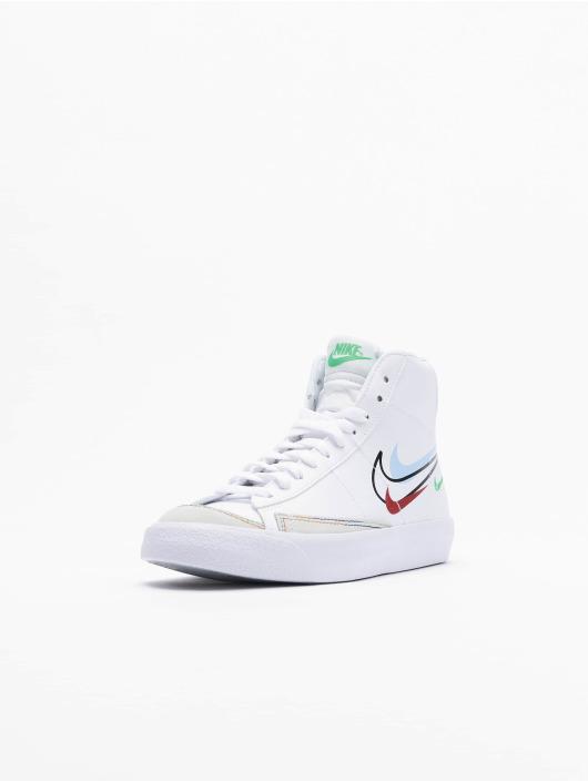 Nike Tøysko Blazer Mid '77 hvit