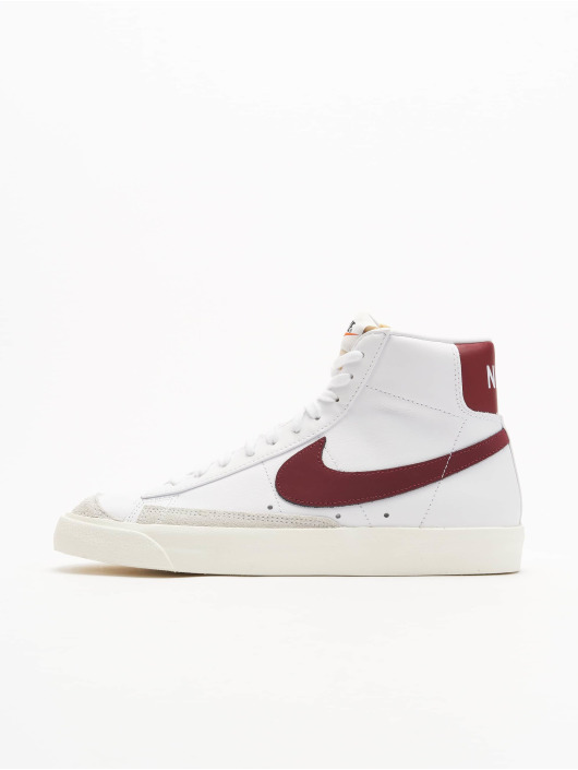 Nike Tøysko Blazer Mid '77 Vintage hvit