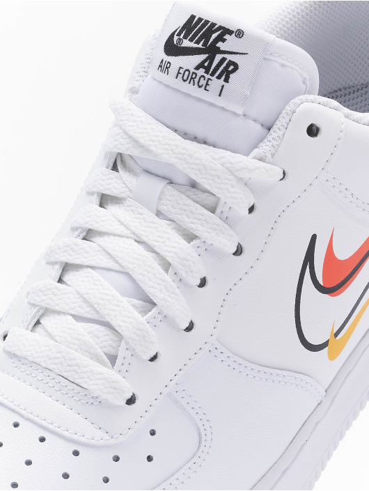 Nike Tøysko Air Force 1 hvit