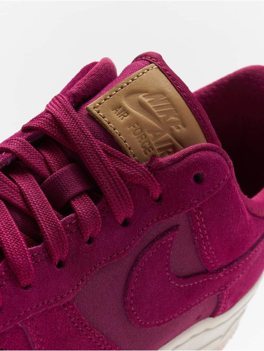 Nike Tøysko Air Force 1 '07 Premium lilla