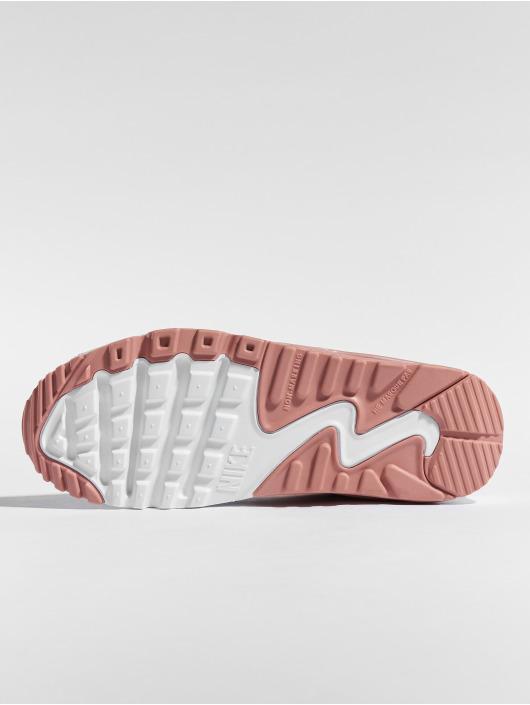 Nike Tøysko Air Max 90 SE Mesh (GS) lyserosa