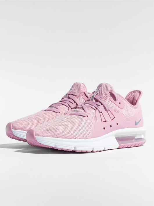 Nike Tøysko Air Max Sequent 3 (GS) lyserosa