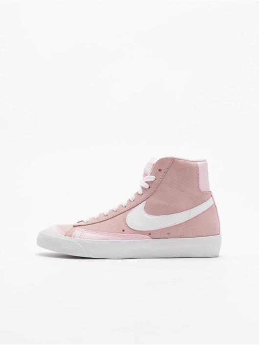 Nike Tøysko Blazer Mid Vintage '77 lyserosa