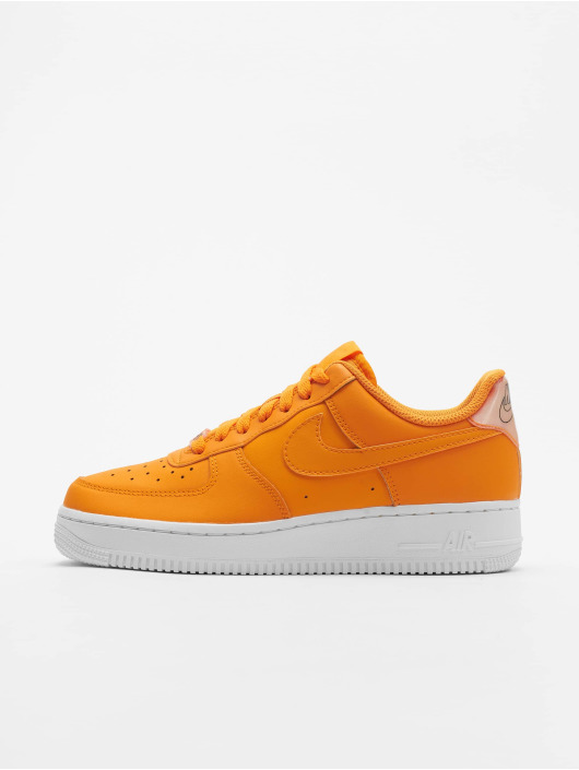 Nike Tøysko Air Force 1 '07 Essential oransje