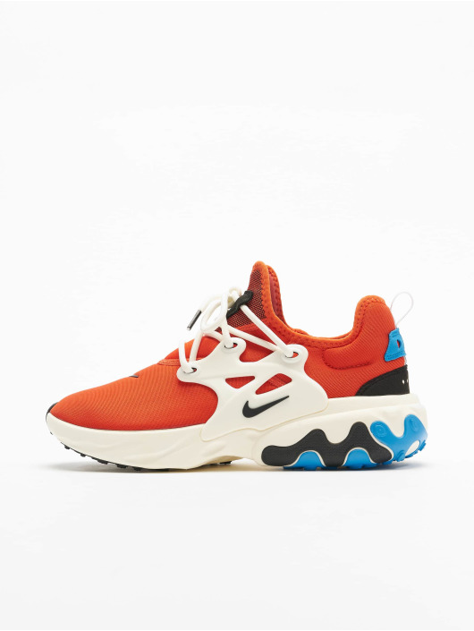 Nike Tøysko React Presto oransje