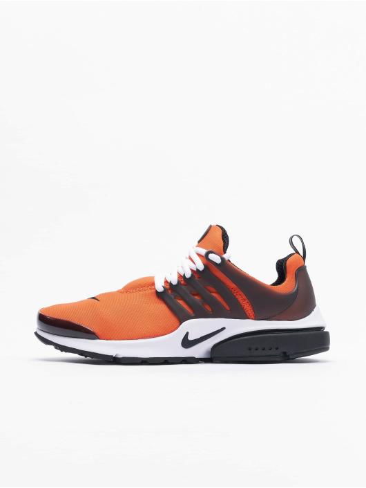 Nike Tøysko Air Presto oransje