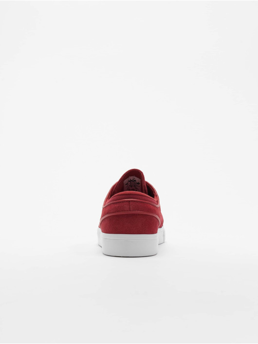 Nike Tøysko Zoom Stefan Janoski red